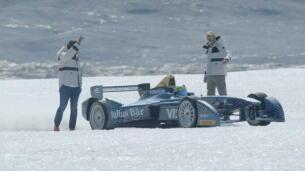 La Fórmula E llega al Ártico