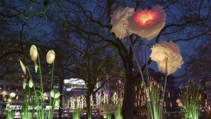 Londres, iluminado como nunca