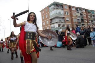 El Carnaval 2016 de Toledo, en imágenes