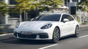 Porsche Panamera Sport Turismo, el más grande