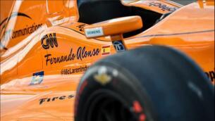 Indy 500: el McLaren-Honda-Andretti de Fernando Alonso, en imágenes