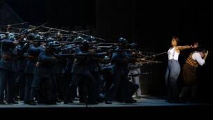 «La fille du régiment» llega a Sevilla