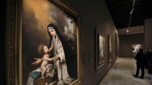 La muestra «Murillo y su estela en Sevilla», en imágenes