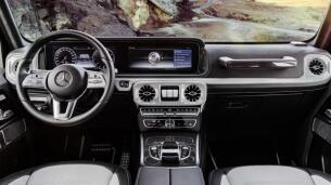 El Mercedes Benz Clase G se reinventa en 2018
