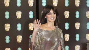 La alfombra roja de los premios BAFTA