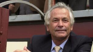 El último adiós al maestro Palomo Linares