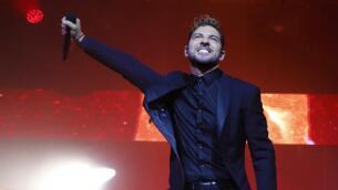 El concierto de David Bisbal en Alicante, en imágenes