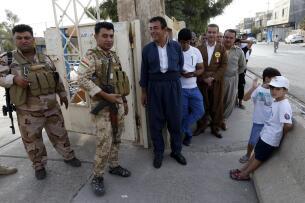 El referéndum del Kurdistán, en imágenes
