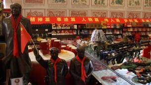 El comunismo chino, de la cueva al palacio