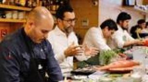 En imágenes: Quique Dacosta lanza en Valencia un nuevo concepto de cocina peruana en barra