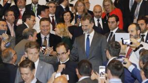 El Congreso de la Confederación Española de Directivos y Ejecutivos, en imágenes