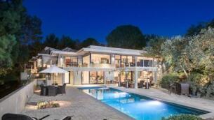 Así es la mansión de 10 millones que Jane Fonda vende tras su ruptura