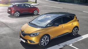 Nuevas imágenes del Renault Scénic