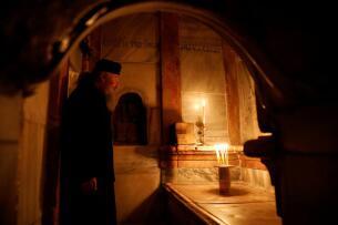 Resucita para la Semana Santa el lugar más sagrado para el Cristianismo