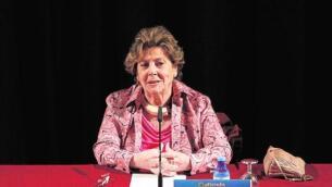 Las imágenes de Paloma Gómez Borrero, la vida de la primera mujer corresponsal en el extranjero de TVE
