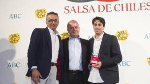 La entrega de los IX Premios Gastronómicos «Salsa de chiles», en imágenes