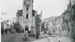 En imágenes: Así quedó Guernica tras el bombardeo