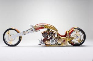 Las motos más excéntricas del mundo, al detalle