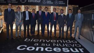 Concesur inaugura sus nuevas instalaciones en Alcalá de Guadaíra