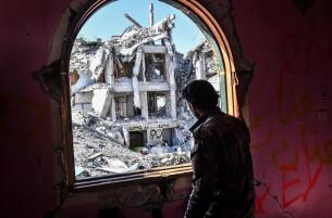 Las imágenes de la derrota del Daesh en Raqqa