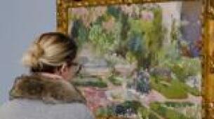 «Sorolla. Un jardín para pintar»: la exposición que descubre la pasión del artista valenciano por la naturaleza