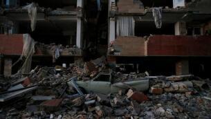 En imágenes: Un terremoto en la zona de frontera entre Irán e Irak deja más de 300 muertos