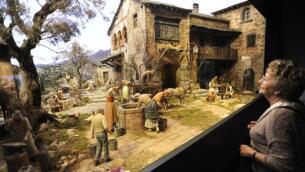 El mayor museo de Belenes, en Mollina (Málaga), visto al detalle