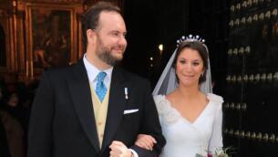Casilda Medina se ha casado en Sevilla