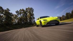 Así es la nueva apuesta de Aston Martin