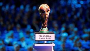 Rusia 2018: las imágenes más curiosas del sorteo del Mundial