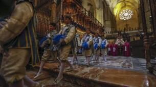 Los festejos por la Inmaculada Concepción, en imágenes