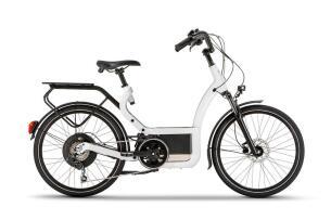 Imágenes de las primeras «E-Bikes» urbanas de Kymco