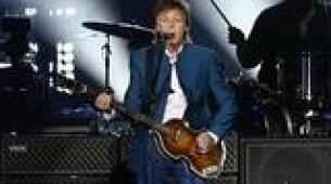 Las mejores imágenes del concierto de Paul McCartney