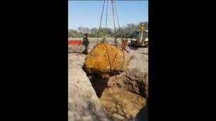 Descubierto el segundo meteorito más grande del mundo en Argentina