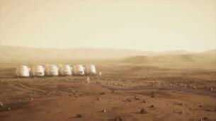 El ser humano pisará Marte en 2030
