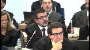 Correa vuelve a apuntar a Bárcenas