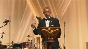 Cena de gala en la Casa Blanca