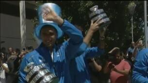 La Copa Davis ya está en Argentina