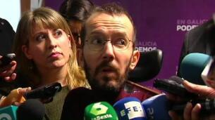 Echenique cree que el manifiesto 'Errejonistas'