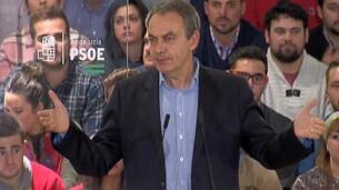 Zapatero arropa a Susana Díaz en su paso hacia la secretaría general del PSOE