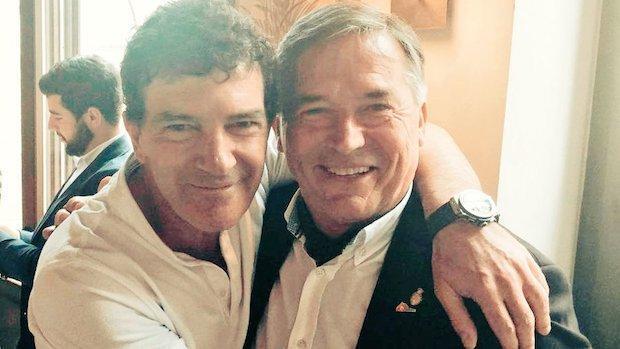 Antonio Banderas compra su restaurante favorito en Málaga