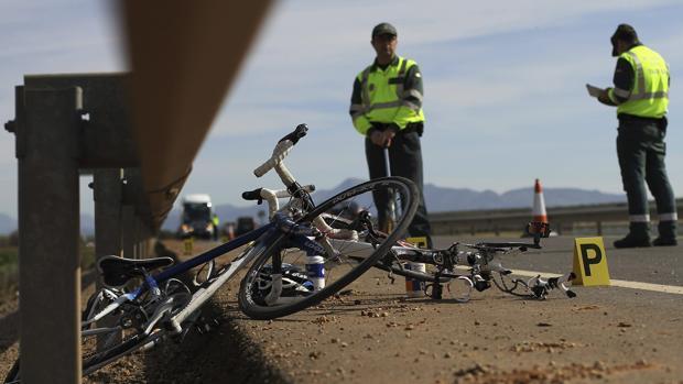 Las 27 rutas ciclistas por carretera más vigiladas de Andalucía