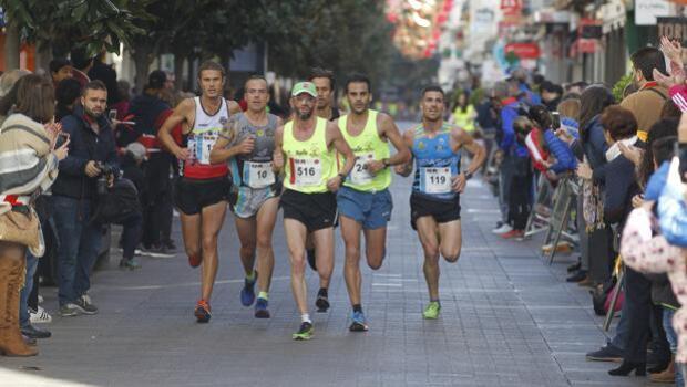 La Universidad de Córdoba ultima un informe oficial sobre el impacto económico de la Media Maratón