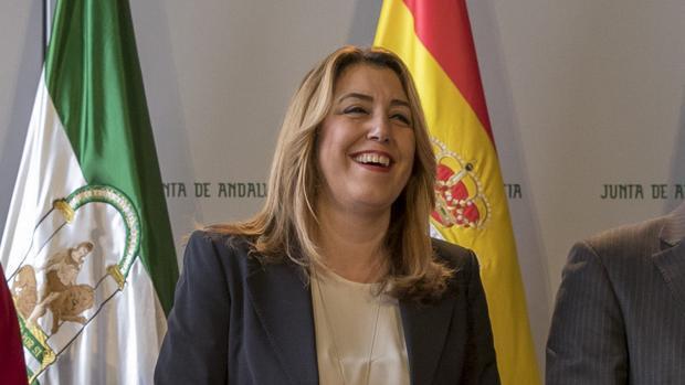 Anticorrupción se opone a que Susana Díaz declare en el juicio de los ERE