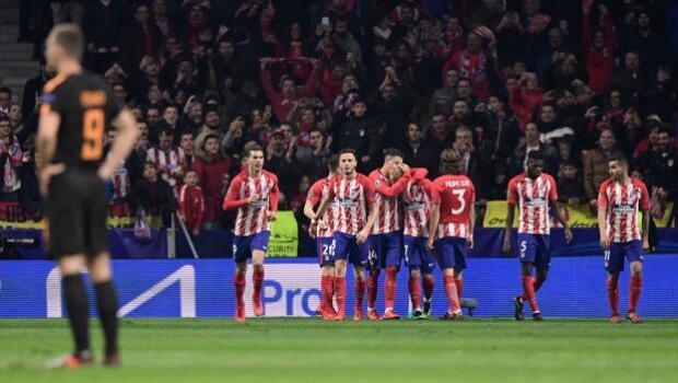 El Atlético todavía respira