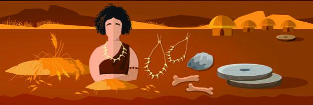 Las mujeres prehistóricas, más fuertes que las remeras de élite