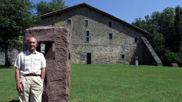 El museo Chillida-Leku de Guipúzcoa reabrirá en 2018 gracias al apoyo de una galería internacional