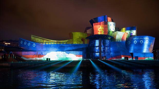 El Guggenheim Bilbao sube sus visitas un 13%, el Thyssen baja un 20%