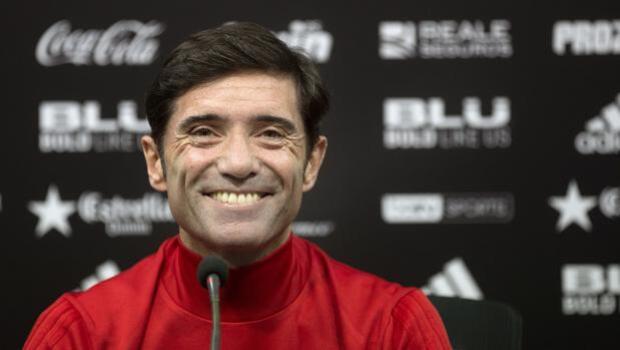 Marcelino amenaza al Barcelona