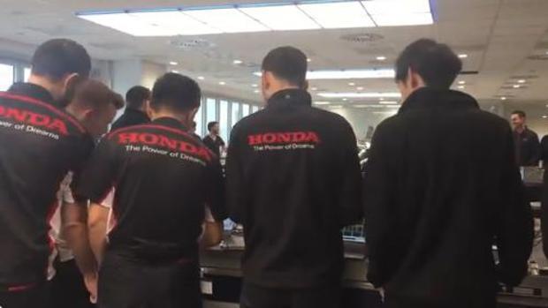 El vacile de Toro Rosso a cuenta del estreno de su motor Honda